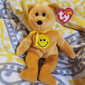 Dimples Beanie Baby
